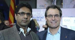 """إسبانيا.. الكشف عن ضم حزب داعم لانفصال كتالونيا لـ """"إسلامي راديكالي"""""""
