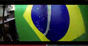 شوقي يغني لكأس العالم بالبرازيل