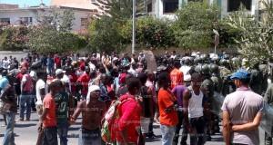 أنباء عن وفاة مهاجر إفريقي ثان متأثرا بجراحه (+صورة الضحية)