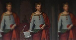 العاهل الإسباني يقبل يد ملك المغرب ليعيده إليه عرشه
