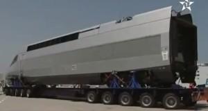 ميناء طنجة يستقبل قطار TGV