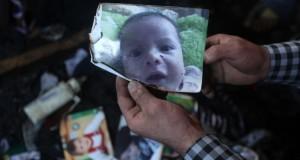 مستوطنون إسرائيليون يحرقون رضيعا فلسطينيا… وغضب متصاعد