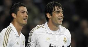 كاكا يطالب جماهير ريال مدريد باحترام رونالدو