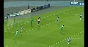 ملخص مباراة اتحاد طنجة والنادي القنيطري