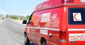 مقتل سيدة وإصابة 23 آخرين في حادث سير خطير بين طنجة وأصيلة