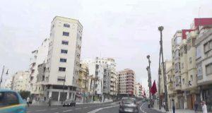 أماكن طنجة: شارع مولاي يوسف بعد التوسعة
