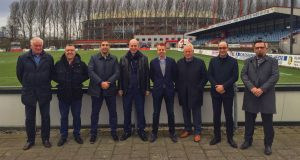 بدعم من محتضنه الهولندي، بعثة اتحاد طنجة بهولندا تؤسس لشراكة واعدة مع نادي فاينور روتردام الهولندي