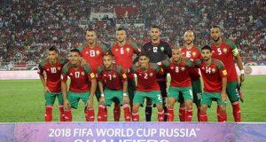 هذه هي المنتخبات التي سيواجهها المغرب وديا قبل مونديال روسيا
