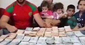 مبادرة نبيلة.. ناشط فيسبوكي جمع 46 مليون في أسبوعين لصالح أرملة معوزة أم لخمسة أيتام (+ فيديو)