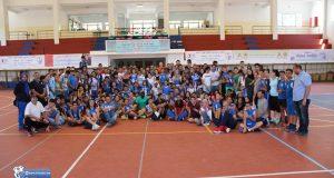 المخيم الصيفي الموضوعاتي لكرة السلة بطنجة يوقع على نجاح مبهر في نسخته الثانية