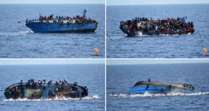 قرابة 2000 مهاجر سري غرقوا في المتوسط منذ بداية 2015