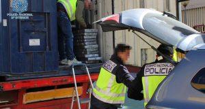 إسبانيا: إيقاف شاحنة محملة بطن ونصف الطن من الحشيش قادمة من المغرب