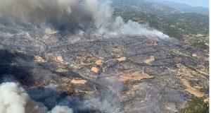 النيران تلتهم آلاف الهكتارات في إسبانيا.. والحر قادم