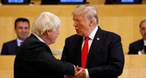 ترامب أحمق آخر في لندن: المخاوف ترتفع في أوساط المسلمين