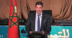 حاميها حراميها: وزير التعليم المغربي يتهجى الحروف بالعربية.. ! + فيديو