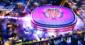 """برشلونة يسعى إلى امتلاك """"أذكى ملعب"""" في العالم"""