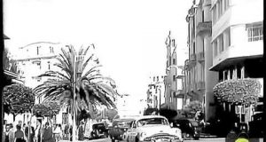 طنجة سنة 1951