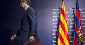 استعدادات في فريق برشلونة لسحب الثقة من بارتوميو وتنظيم انتخابات