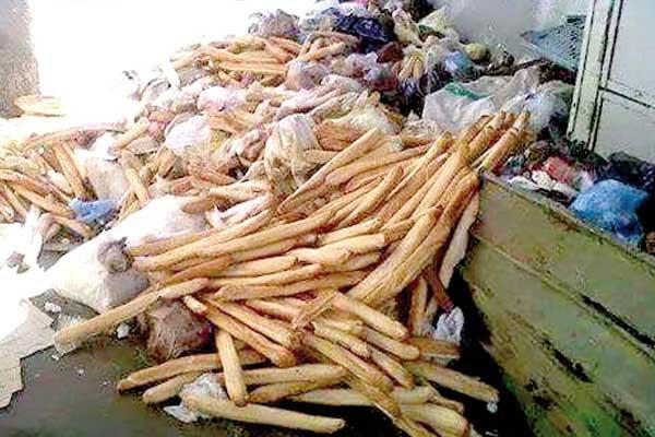 المغاربة من زمن البحث عن الخبز إلى زمن رمي 30 مليون خبزة يوميا
