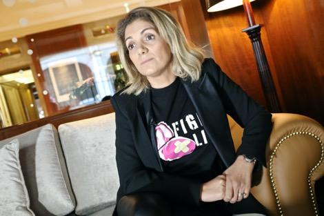 سارة المنتصرة على السرطان: تستلهم من طنجة روح التضحية والإيثار