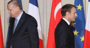 أردوغان يصف ماكرون بالمريض ويطالب بفحص صحته العقلية