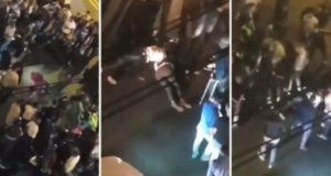 حكم بالمؤبد في حق شرطي قتل شابين بالرصاص