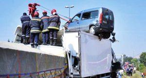 هذا ما تخلفه حوادث السير في المغرب والعالم العربي