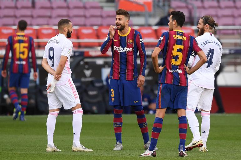 ريال مدريد وبرشلونة يعودان للسباق على الليغا