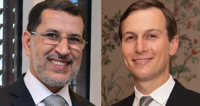 وفد أمريكي اسرائيلي في المغرب الثلاثاء