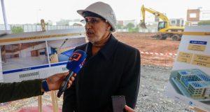 """في عز الأزمة: مقر """"فرعوني"""" للعدالة والتنمية في الرباط"""