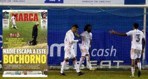 زيدان: خروج ريال مدريد من كأس الملك أمام فريق من الدرجة الثالثة ليس مخجلا