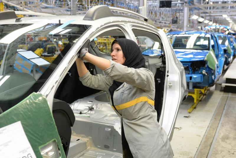 المغرب سيتحول إلى مركز لصناعة السيارات في إفريقيا