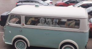طنجة: سيارة الملوك الثلاثة
